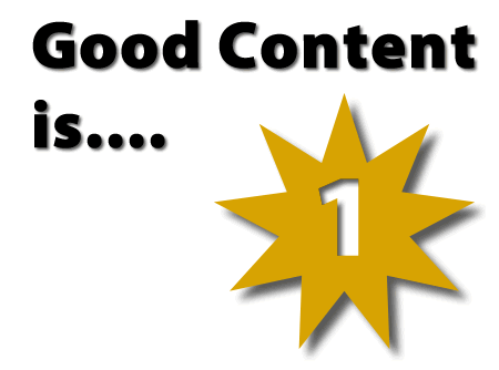 The Importance of Creating Good Website Content and Content Marketing for Small Businesses a digital marketing article from the experienced marketing an website design team at ORP.ca